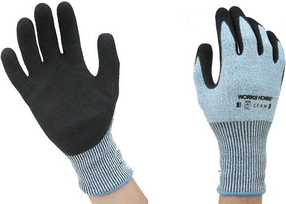 耐切創・耐摩耗安全手袋
