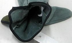 オイル革手袋