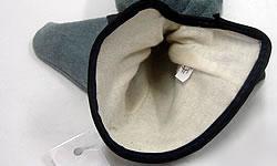 オイル革手袋内綿